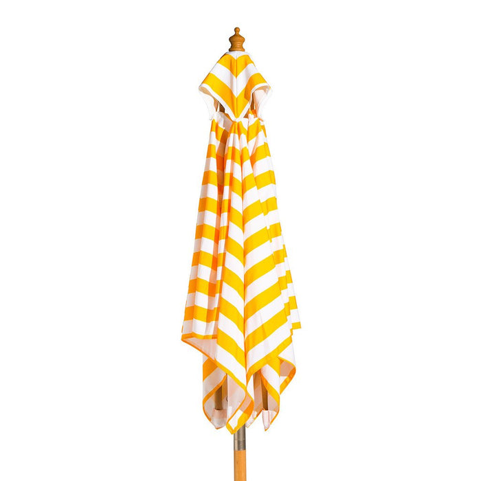 Oporto Yellow - 2m x 2m Square Umbrella