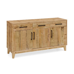 Portland Recycled Pine Timber Buffet