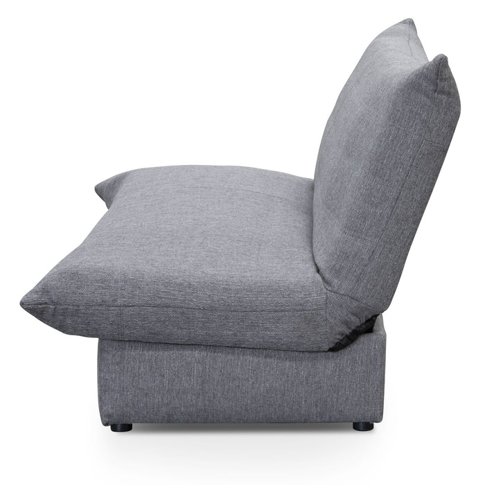 Ramiro 2 Seater Sofa Bed - Cloudy Grey