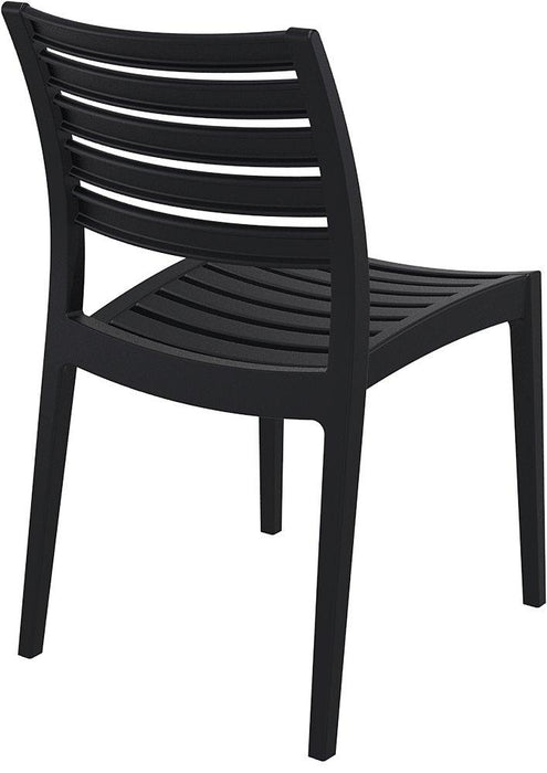 Remo Indoor / Outdoor Dining Chair - Black