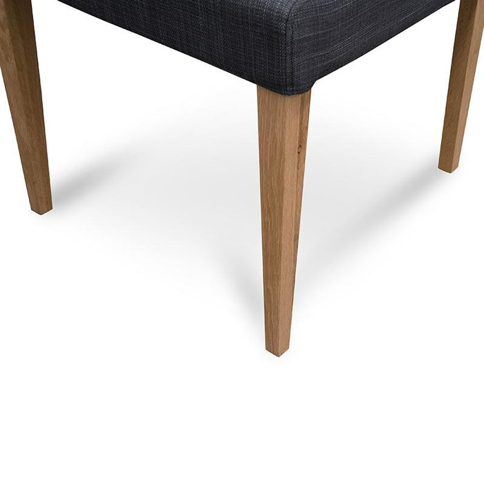Rex UHP Dining Chair - Steel