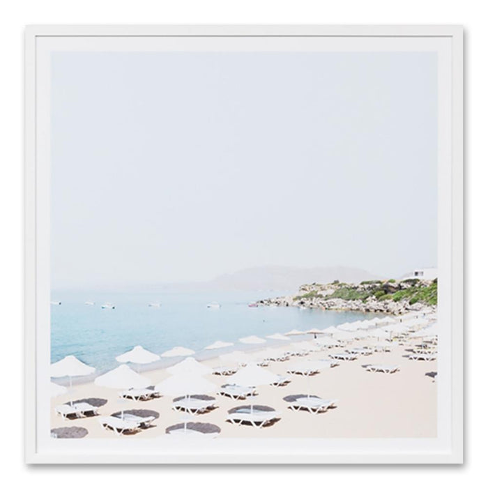Sandy Cove Wall Art Print