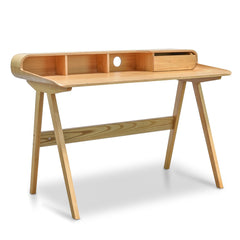 Serena 120cm Home Office Desk - Natural