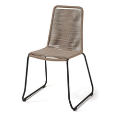 SET OF 2 - Meagan Dining Chair - Beige