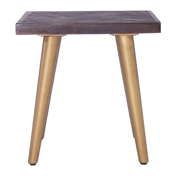 Sivan Side Table 50x50cm Acacia Solid Wood - Brown