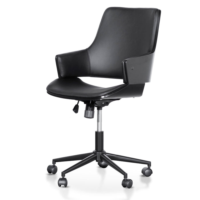 Solis Office Chair - Black