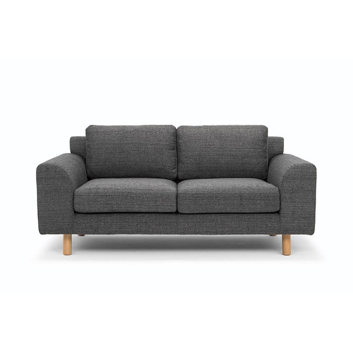 Sonia 2 Seater Sofa - Metal Grey