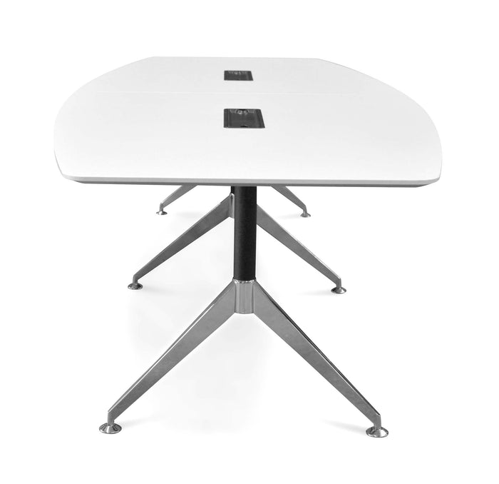 Spyder Boardroom Office Table 3m - White