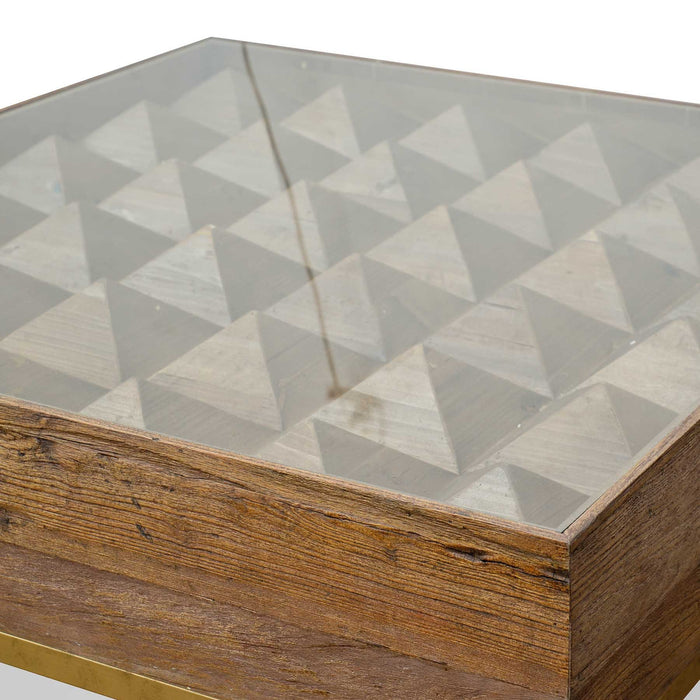 Ted 1m Reclaimed Coffee Table