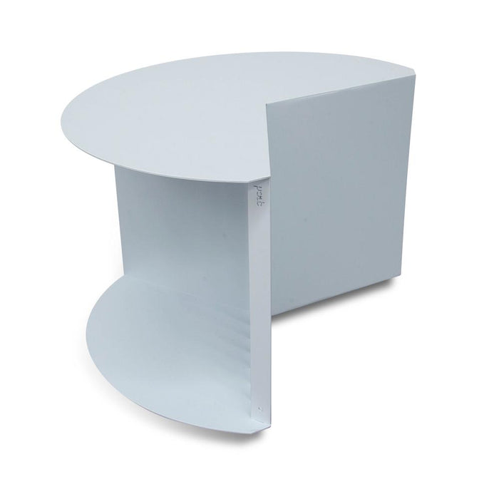Uno Low Side Table - White - Last One