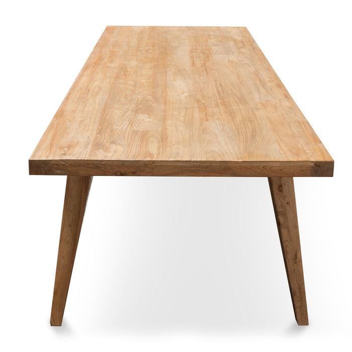 Vanity 8 Seater Reclaimed 2.4m Dining Table