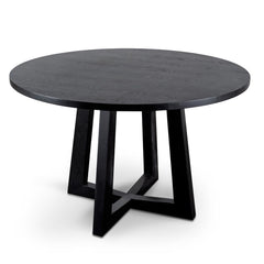Zodiac 1.2m Dining Table - Black
