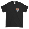 Cockswain Coat-of-Arms Short-Sleeve Dark T-Shirt