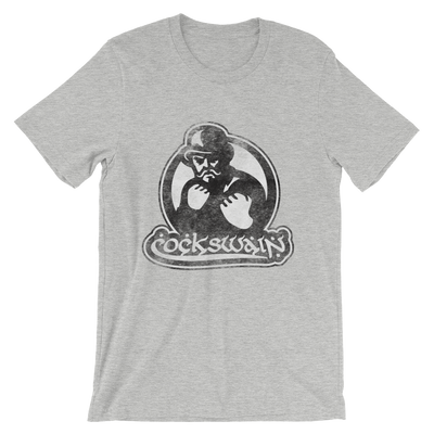 Cockswain Bella + Canvas Unisex Short Sleeve T-shirt with Black Graphic