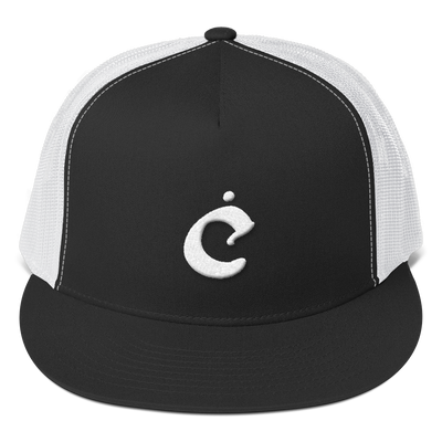 "Cockswain Yupoong Trucker Cap with 3D Puff ""C"""