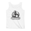 Cockswain Anvil Ladies' Tank with Black Graphic