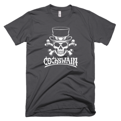 Skull Graphic T-Shirt
