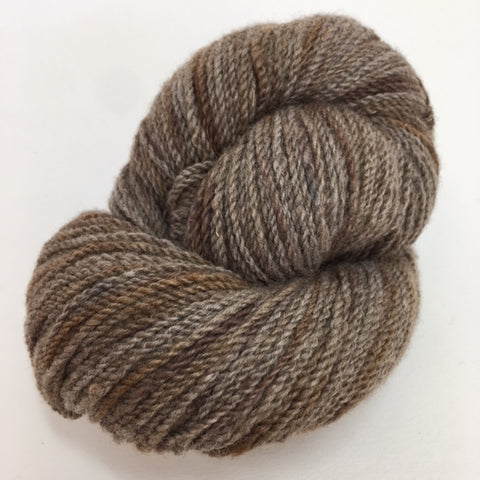 merino yarn gray with overdye