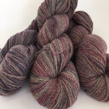 Foggy Coast Merino- Royal Purple