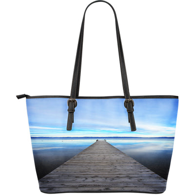 Tahoe Lyfe Premium PU Leather Tote Bags in 8 Styles