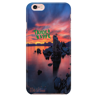 "Tahoe Lyfe's Designer ""Bonsai Rapture"" IPhone Cases - Series 5 to 7s Plus"
