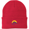 Retro Logo Port Authority Knit Cap