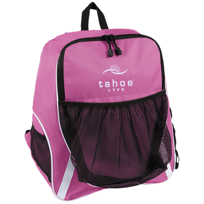 Tahoe Lyfe Modern White Logo Team 365 Equipment Bag