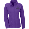 Tahoe Lyfe Modern Black Logo Team 365 Ladies' Microfleece