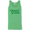 Tahoe Lyfe Bella + Canvas Unisex Tank in 10 Colors