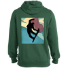 Tahoe Lyfe Snowboarder Tall Pullover Hoodie