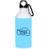 Tahoe Lyfe Blue Logo 20 oz. Stainless Steel Water Bottle in 11 Colors