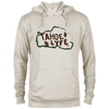 Tahoe Lyfe Rustic Logo French Terry Hoodie