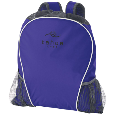 Tahoe Lyfe Modern Black Logo Holloway Rig Bag