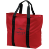 Tahoe Lyfe Modern Black Logo Port & Co. All Purpose Tote Bag