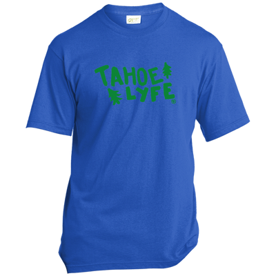Tahoe Lyfe Port & Co. Made in the USA Unisex T-Shirt in 8 Colors