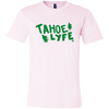 Tahoe Lyfe Bella + Canvas Unisex Jersey Short-Sleeve T-Shirt in 11 Colors