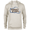 Tahoe Lyfe Rustic French Terry Hoodie