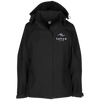 Tahoe Lyfe Modern White Logo Port Authority Ladies' Embroidered Jacket