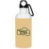 Tahoe Lyfe Green Logo 20 oz. Stainless Steel Water Bottle in 11 Colors