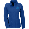 Tahoe Lyfe Modern Blue Logo Team 365 Ladies' Microfleece