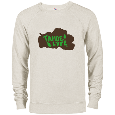 Tahoe Lyfe Brown Lake French Terry Crew in 11 Colors