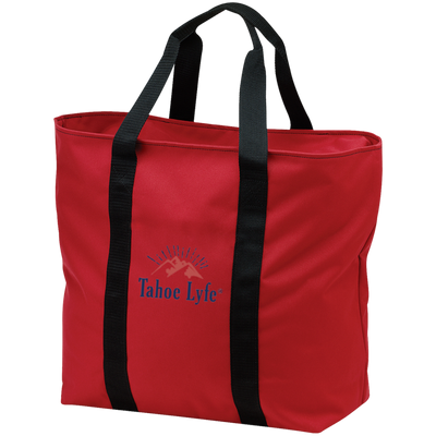 Tahoe Lyfe All Purpose Tote Bag