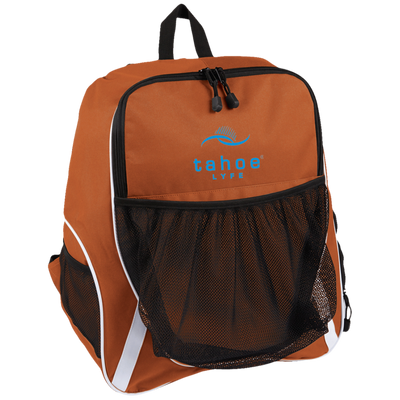 Tahoe Lyfe Modern Blue Logo Team 365 Equipment Bag
