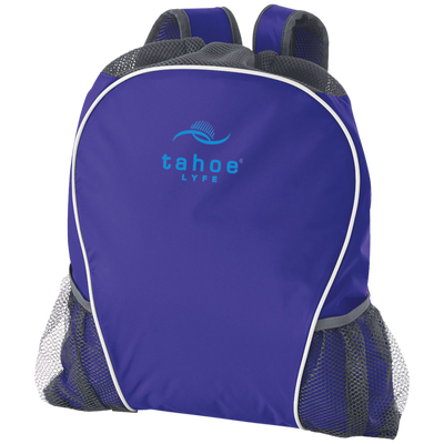 Tahoe Lyfe Modern Blue Logo Holloway Rig Bag