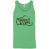 Tahoe Lyfe Rustic Bella + Canvas Unisex Tank in 10 Colors