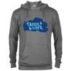 Tahoe Lyfe Solid Blue French Terry Hoodie in 6 Colors
