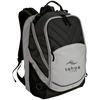 Tahoe Lyfe Modern Black Logo Port Authority Laptop Computer Backpack