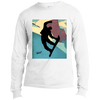 Tahoe Lyfe Snowboarder Long Sleeve Made in the US T-Shirt