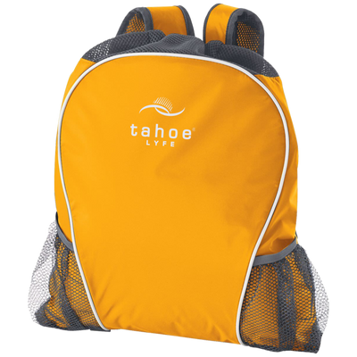 Tahoe Lyfe Modern White Logo Holloway Rig Bag