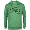Tahoe Lyfe Green Logo French Terry Hoodie in 5 Colors